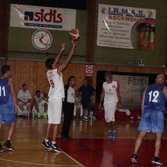 Cestistica Barletta- Pol. San Vito 90-48