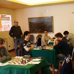 Scacchi-Campionato Italiano a Squadre a Barletta
