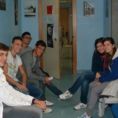 """Donazioni di sangue degli studenti del """"Cassandro"""""""