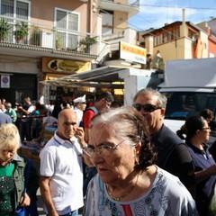 Sparatoria a Piazza Divittorio al mercato, un ferito