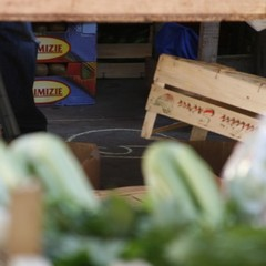 Sparatoria a Largo San Nicola, ferito un uomo al mercato rionale