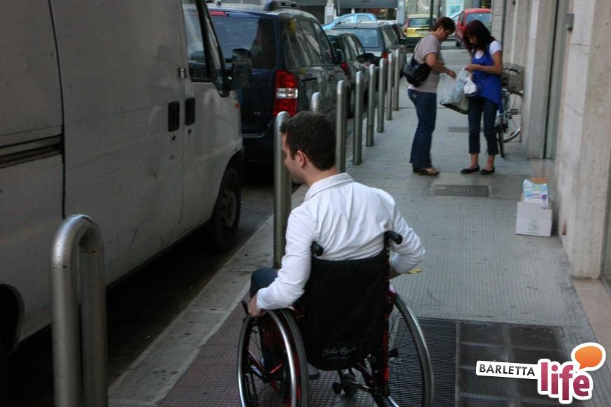 ospedale vecchio barletta ufficio per le sedia a rotelle
