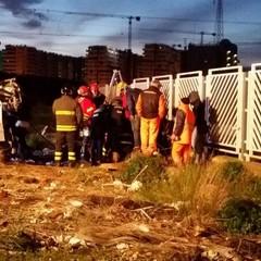 Via Andria, trovato rumeno morto, 6 marzo 2014