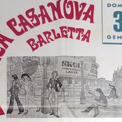 Discoteca Casanova a Barletta