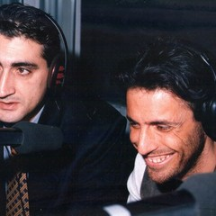 Gaetano Spera dj e Fedele Boccasini