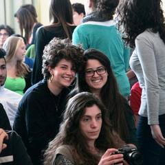 """Intercultura al """"Cafiero"""" per il progetto Hey"""