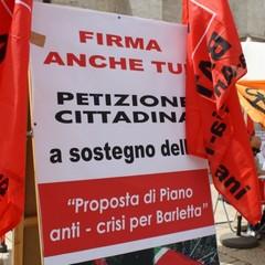 Piano anti crisi per Barletta