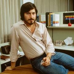 Il vero Steve Jobs.