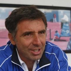 Stefano Pescosolido, capitano della nazionale italiana Under 16 di tennis