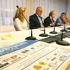 Conferenza stampa della Hobbiton XXI - I Regni del Sud presso il consiglio regionale di Bari.