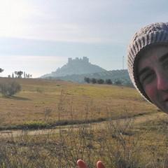 Andrea Ludovici: in bici dalla Puglia all'Andalusia