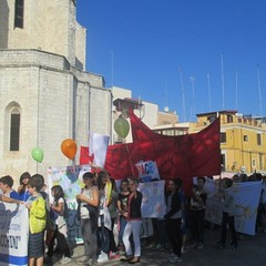 Marcia per la pace nel mondo