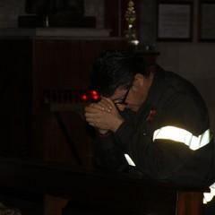 Santa Barbara, i vigili del fuoco festeggiano il 2014