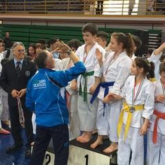 Centro Sportivo Loconte, successo al campionato nazionale AICS di Karate Sportivo Open