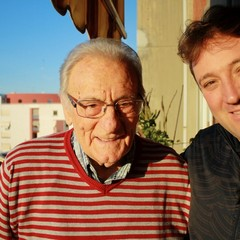 Francesco Corvasce e Ruggiero Graziano, presidente Anmig-Barletta