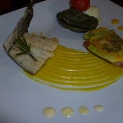 il piatto di antonio cilli medaglia d argento agli internazionali d italia di cucina