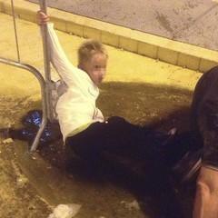 "Cade in un buca al Parco ""Mennea"", sbatte la testa e perde i sensi"