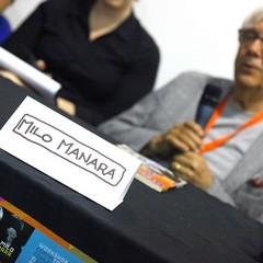 """""""Io, Milo"""", conferenza col maestro Manara al BGeek 2015"""