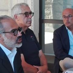 Revolution conferenza stampa