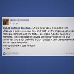 Account piratati: l'ultima bufala su Facebook
