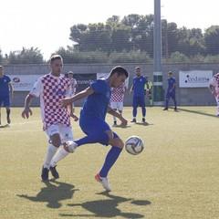 Audace Barletta - Vigor Trani 2-0