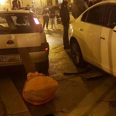 Tentato furto in gioielleria in corso Vittorio Emanuele
