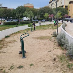 Parco dell'Umanità, lavori del lotto A