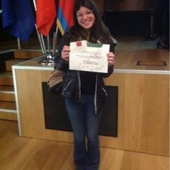 Mariagrazia Losurdo, alunna del