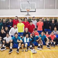 Battle Shop Under Armour per il nuovo campo basket di Parco Sempione