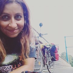 In bicicletta da Barletta a Capo Nord, il racconto di Antonella Gentile