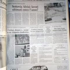 Articoli giornalistici darchivio