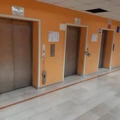 Ascensori ospedale Dimiccoli