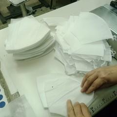 azienda di Barletta dona mascherine ai volontari A N P S JPG