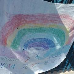Bambini di Barletta, andrà tutto bene: continua la raccolta dei disegni