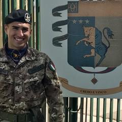Ritrovò l'anziano scomparso a Bari, la famiglia ringrazia il Fante Luigi Caricola