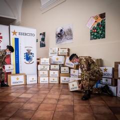 """Colletta alimentare dell'82° Reggimento Fanteria """"Torino"""""""