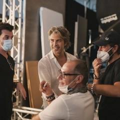 Foto Backstage