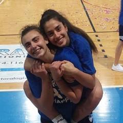 Martina Curci e Sara Binetti