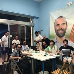 Elezioni amministrative 2018, Carmine Doronzo e il suo team