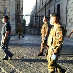 Esercito a Barletta