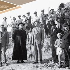 Foto primi scavi a Canne