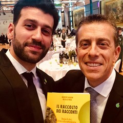 Franco Magliocchetti miglior sommelier dell'olio in Italia