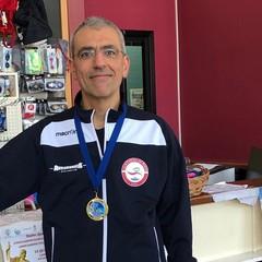 Angelo Galantino, da cardiologo a nuotatore