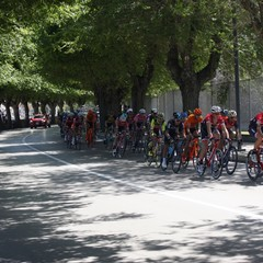 Giro d'Italia, un bagno di folla tra le strade di Barletta