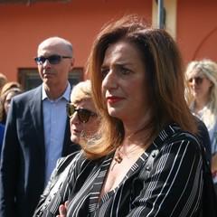 Cerimonia di riapertura del GOS di Barletta