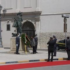 Il ministro Lamorgese a Barletta: inaugurato comando provinciale della Guardia di Finanza