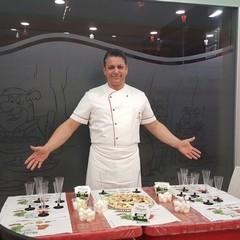 Pizza da mondiale, riconoscimento a Giovanni Cristallo