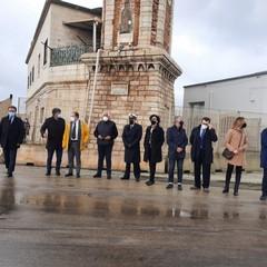 Faro Napoleonico, consegna delle chiavi all'Autorità Portuale