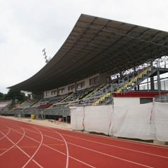 """Iniziano i lavori di demolizione delle vecchie tribune allo stadio """"Puttilli"""""""