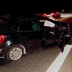 Incidente stradale sulla SS170